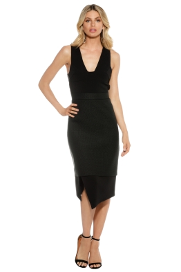 Camilla and Marc - Continuation Dress - Front