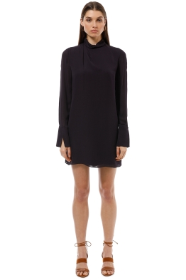 Camilla and Marc - Freja Dress - Black - Front