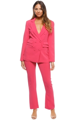 C/MEO Collective - Own Light Blazer and Pant Set - Front