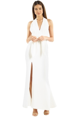 CMEO Collective - Methodical Gown - Ivory - Front