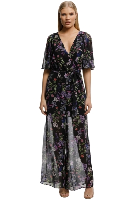 Cooper-St-Le-Jardin-Jumpsuit-Black-Floral-Front