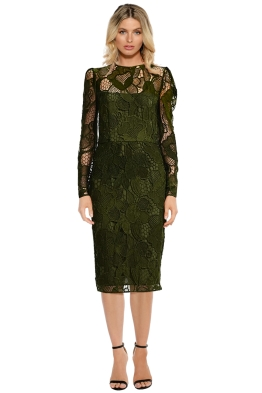Cooper St - Cast Away Lace Dress - Front