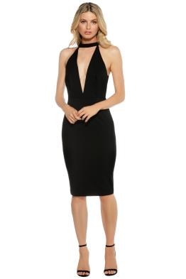 Elle Zeitoune - Zara Black - Front