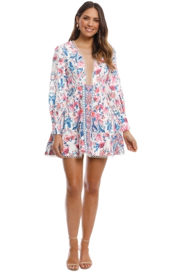 Elliatt - Dolce Dress - Print - Front