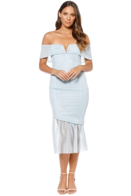 Elliatt - Fate Dress - Seafoam - Front