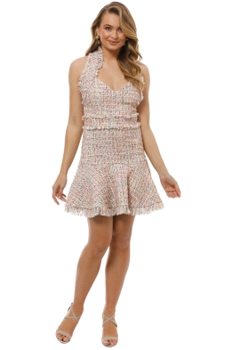 Elliatt – Lillian Dress - Multi - Front