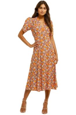 Faithfull-Meadows-Midi-Dress-Meja-Floral-Print-Front