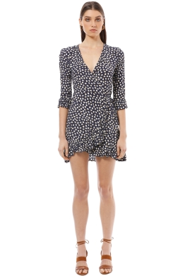 Faithfull - Carmel Dress - Print - Front