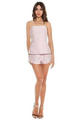 Finders Keepers - Sweet Darling Playsuit - Front