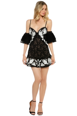 For Love and Lemons - Mallorca Tank Dress - Front