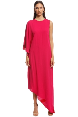 Ginger and Smart - Stasis Maxi Dress - Pink - Front