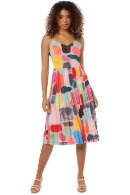 Gorman - Shapes Dress - Multi - Front