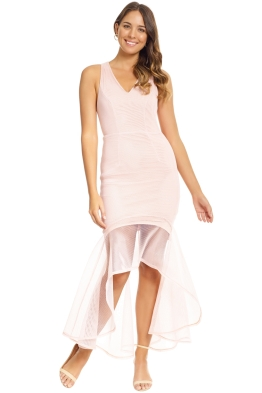 Grace & Hart - Cherry on Top Gown - Blush Pink - Front