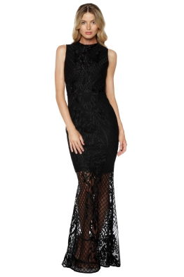 Grace and Hart - Ignite Passion Gown - Front
