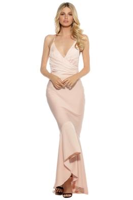 Grace & Hart - Juliets Delight Gown - Blush - Front