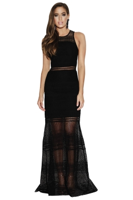 Grace & Hart - Show Me Up Gown - Front