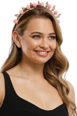 Heather McDowall - Ella Headband - Pink - Product