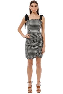 Rebecca Vallance - Brigitte Mini Dress - Front