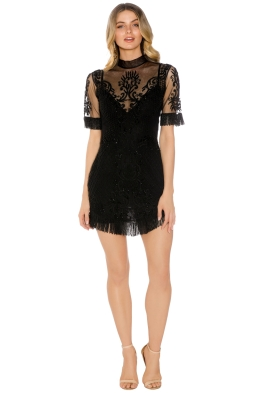 Madame X - Nora Dress - Black - Front