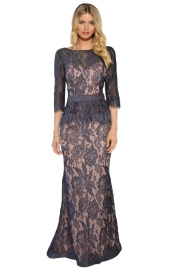 Jadore - Tessa Lace Gown - Front