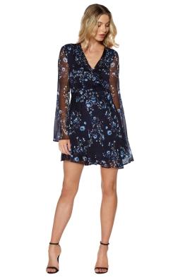 The Jetset Diaries - Tama Mini Dress - Front