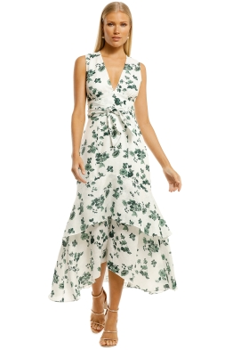 Keepsake-the-Label-Fallen-Dress-Ivory-with-Jade-Floral-Front