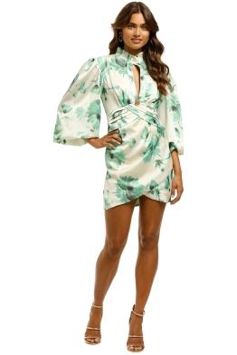 Keepsake-the-Label-Renew-Dress-Cream Washed-Floral-Front