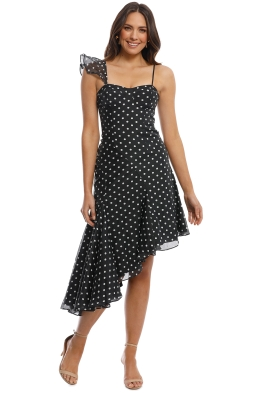 Keepsake the Label - Limits Dress - Black - Front