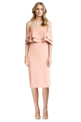 Keepsake the Label  - Two Fold Dress - Front