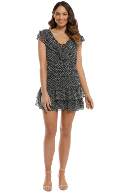 Kookai - Pasadena Mini Dress - Multi - Front