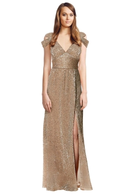 Langhem - Lola Evening Gown - Front