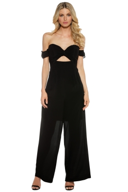 Maison Vivienne - Waltz For A Night Jumpsuit - Front