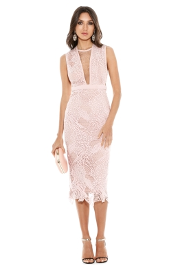Manning Cartell - Blush Gallery Views Dress - Front