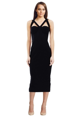 Misha Collection - Lorenza Dress - Front