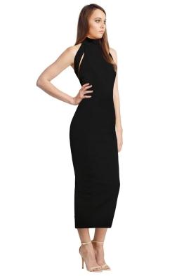Misha Collection - Terra Dress - Black - Side