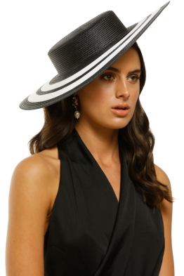 Morgan-and-Taylor-Parker-Boater-Black-White-Product-One