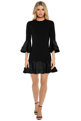 Mossman - Fairy Lanterns Dress - Black - Front