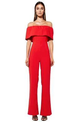 Mossman - The Blank Stare Jumpsuit - Front