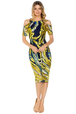 Mossman - The Humming Bird Dress - Front