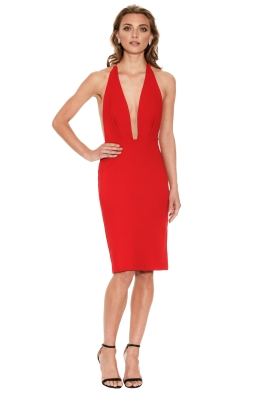 Natalie Rolt - Mila Mini - Red - Front