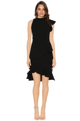 Natasha Gan - Jour Little Black Dress - Front