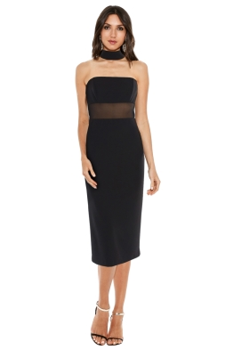 ABS BY ALLEN SCHWARTZ - Olivia Dress - Front