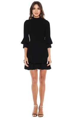 Pasduchas - Aubrey Dress - Black - Front