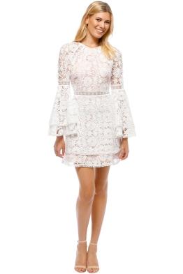 Pasduchas - Duke Dress - Ivory - Front
