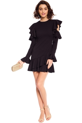 Pasduchas - Girlfriend Dress - Black - Front