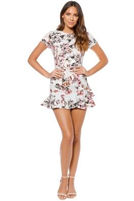 Pasduchas - Havana Flip Dress - Sky - Front