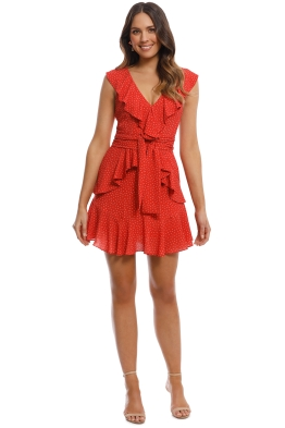 Pasduchas - Terrace Flip Dress - Poppy - Front e777e510c
