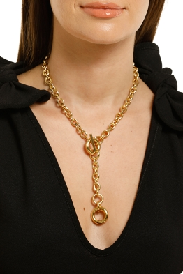 Peter-Lang-Aja-Necklace-Gold-Product-One