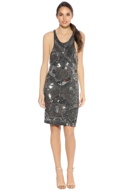 Pizzuto - Magnesium Dress - Front