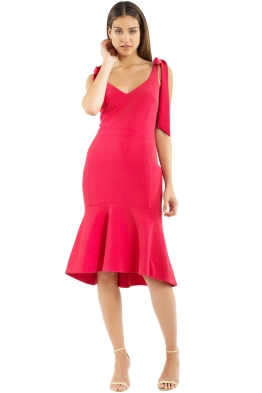 Rebecca Vallence - Domingo Dress - Calypso - Front